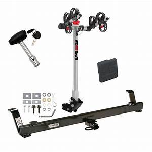 Includes Everything Pictured  Custom Fit Trailer Hitch 2