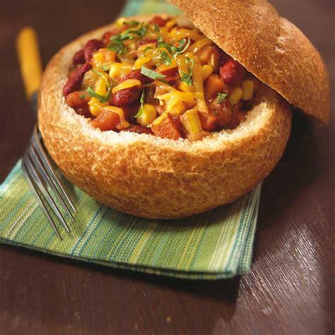 cuisine ricardo com chili végétarien ricardo