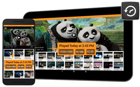 video player  andriod  mobile tablet