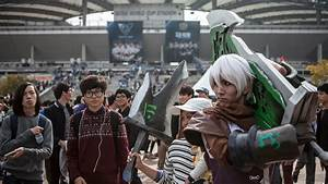 For South Korea E Sports Is National Pastime The New