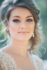 Braut Make Up Braune Augen Das Perfekte Braut Make Up 65 Ideen F R