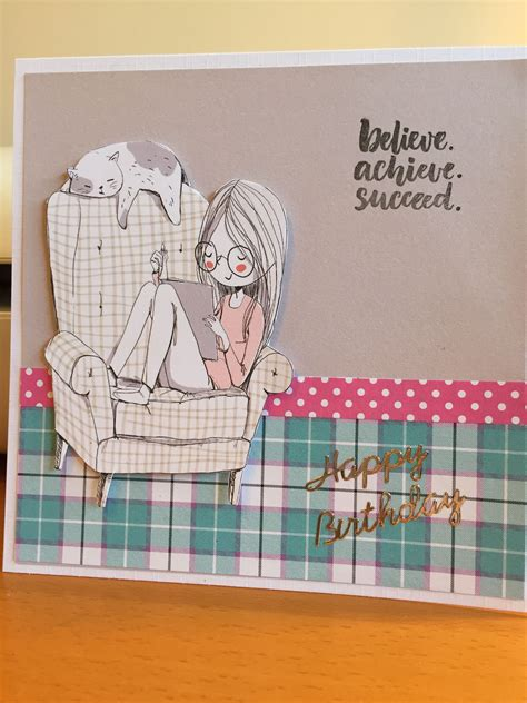 cards handmade  jen durose  making cards magazine
