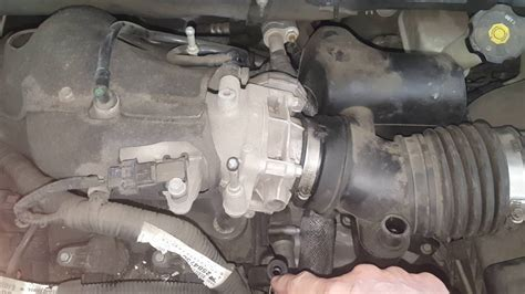 Gmc Acadia Pcv Valve Youtube
