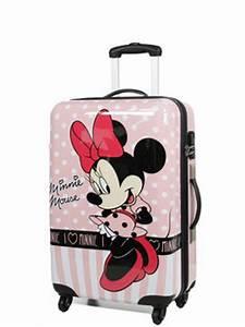 Valise Enfant Fille : valise disney minnie mouse 68 cm valise rigide 4 roues disney minnie mouse 68 cm pour fille ~ Teatrodelosmanantiales.com Idées de Décoration