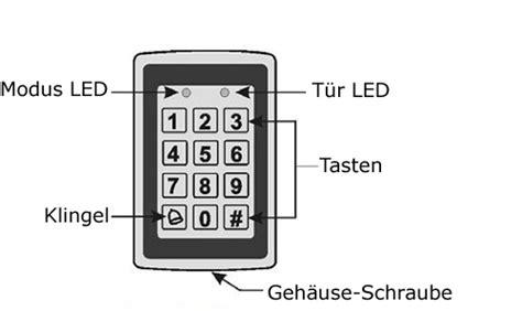 Elektrisches Schloss Für Die Haustür by Elektronisches T 252 Rschloss Und Transponder 214 Ffnungssystem