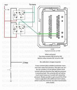 Trans Brake Wiring Schematic  Can Somebody Check This Mustang Diagram Vs The F150