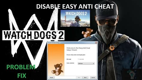 dog  disable easy anti cheat disable anti cheat
