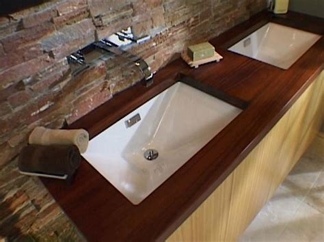 bathroom vanity countertops ideas 18 diy designs to build wooden countertops guide patterns