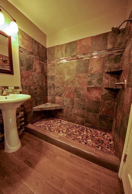 Rustic Bathroom Shower Ideas by 10 Ideas About Rustic Bathroom Shower On