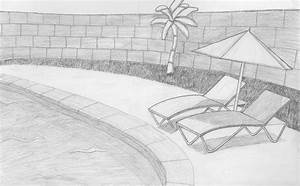 How to draw Pools designs