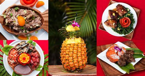 recipes exotic dishes    world hawaiian