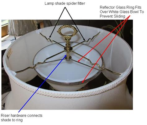 spider reflector l shade floor l shades for standing pole ls