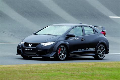 2013 Civic Type R by 2015 Honda Civic Type R Prototype Reveals Aggressive