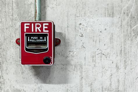 Types Of Fire Alarm Systems