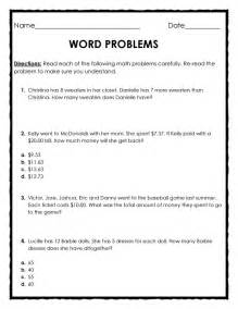 a multiplication word problem 14 best images of worksheets multiplication word problems multiplication word problems