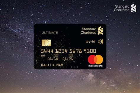 When you don't have an account in the. Standard Chartered Ultimate Credit Card Review | CardInfo