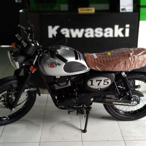 Kawasaki W175 Hd Photo by Kawasaki W175 Se Motorbikes On Carousell