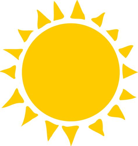 sun clipart 4 clipart sun png transparent onlygfx