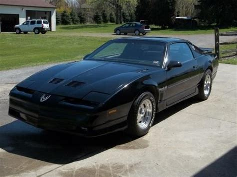 how cars run 1986 pontiac firebird trans am electronic valve timing find used 1986 pontiac firebird trans am coupe 2 door 5 0l in new castle pennsylvania united