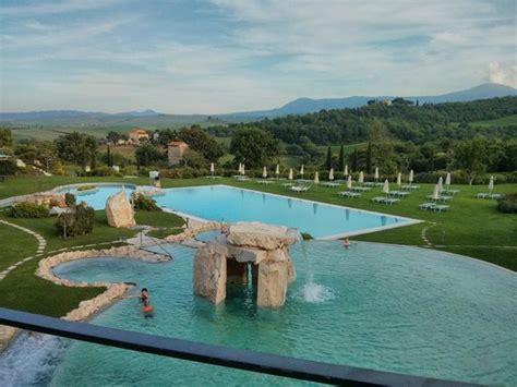 bagno vignoni piscina piscina termale esterna picture of hotel adler thermae