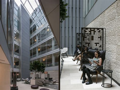 cbre offices by mcm architecture london uk 187 retail