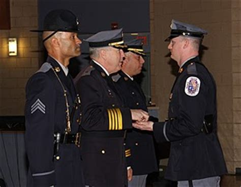 pgpd news training academy graduation adds forty