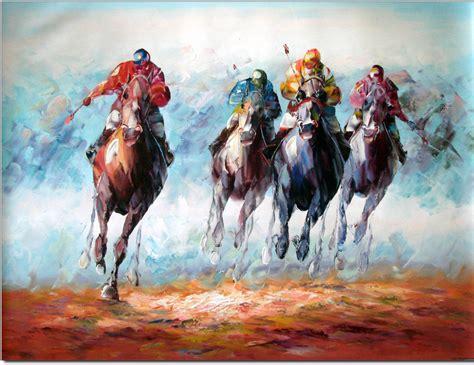 animal oil paintinganimal oil painting horse art