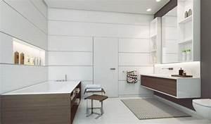 Moderne Wandgestaltung Bad : moderne architektur und inspirierende ideen von ando studio ~ Sanjose-hotels-ca.com Haus und Dekorationen