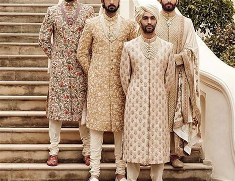 Indian Weeding Groom Outfits