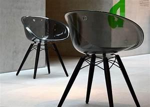 Set De Table Design : chaise design et tendance noir ou blanche avec pieds en h tre ~ Teatrodelosmanantiales.com Idées de Décoration