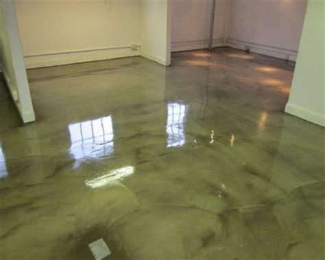 Polished Concrete Floors Seamless Terrazzo Flooring Poured