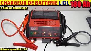 Chargeur Démarreur Batterie Voiture : chargeur de batterie lidl ultimate speed ulg 12 voiture moto battery charger jump start function ~ Nature-et-papiers.com Idées de Décoration