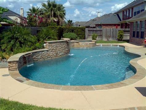 Cinco Ranch Katy Texas « Houston Swimming Pool Builder By