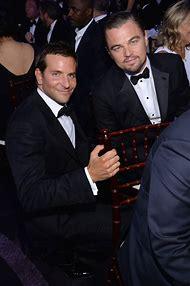 Leonardo DiCaprio & Bradley Cooper