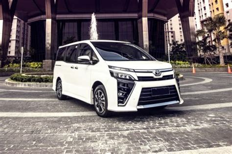 Toyota Voxy Wallpaper by Toyota Voxy Price Spec Reviews Promo For July 2019