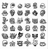 Monsters Coloring Pages Moshi Monster Super Colouring Popular Coloringhome sketch template
