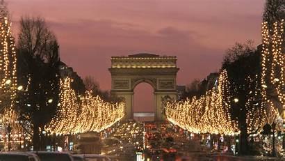 Paris Backgrounds Background Lights Wallpapers Romance
