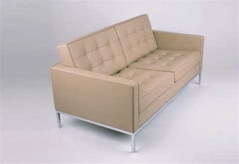 Florence Knoll Settee by Florence Knoll Lounge Settee By Knoll Stylepark