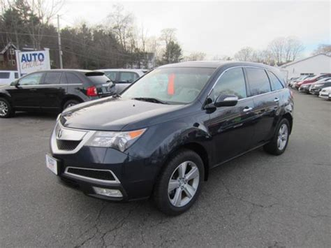 2010 Acura Mdx Mpg by 2010 Acura Mdx Sh Awd 4dr Suv W Technology Package In