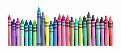 Crayons Clipart Crayon Transparent Clip Childcare Mountain
