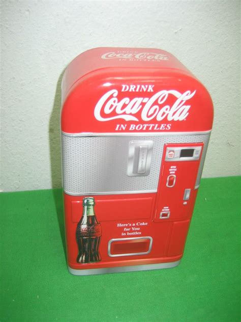 It's really simple and easy to make it. Vintage Coca Cola Houston Harvest Vending Machine Coke ...