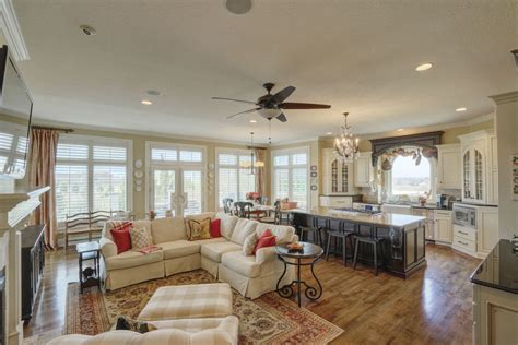 Kitchen Floor Plans With Hearth Room by Beaux R Eves Selling The House Staging The Kitchen Hearth