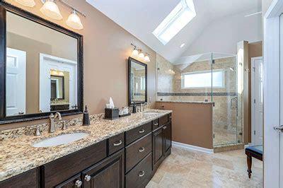 Steve & Sandy's Master Bathroom Remodel Pictures   Home