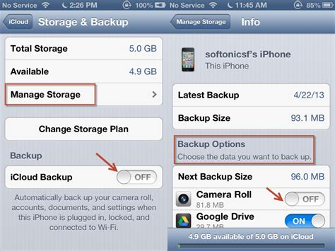 how to backup phone to icloud how to prevent itunes backups on your computer