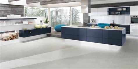 cuisine alno alno cuisine design blanc mat et indigo mat photo 4 20 une combinaison inattendue et