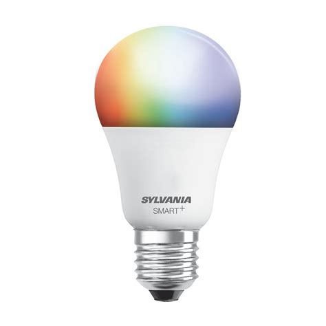 colored light bulbs home depot sylvania 60w equivalent multi color and adjustable white