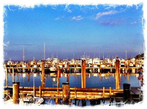 On The Deck Restaurant Atlantic Highlands Nj by View Of The Marina Picture Of On The Deck Restaurant