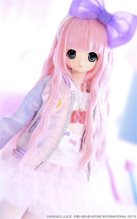 Azone Doll Sweet Dream Chiika Ex Cute X Kinoko Juice The