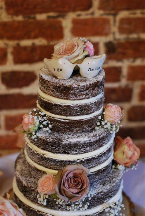 naked wedding cake archives  bear cakery naked