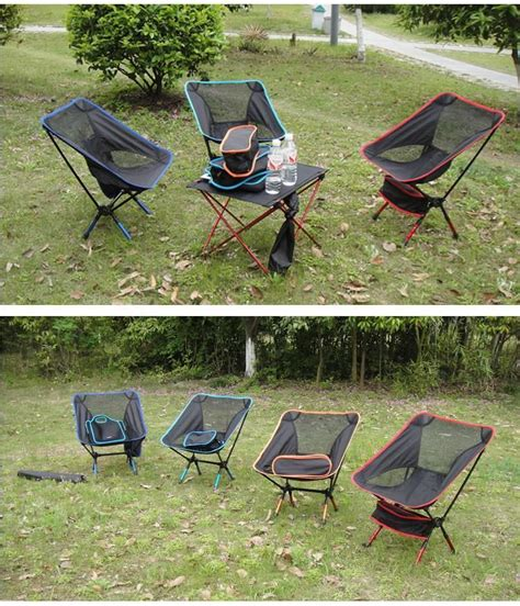 chaise cing go sport folding fauteuil naturehike chair